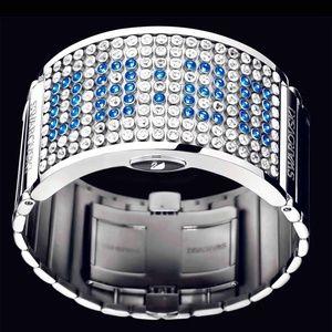 Swarovski Women's Metallic D light Watch